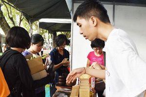 TP Hồ Chí Minh: Gần 5.000 người tham gia Ngày Hội sống xanh