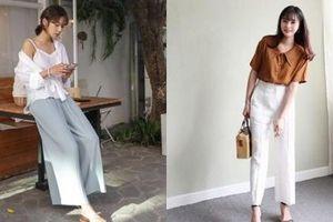Những kiểu quần dài cứ mặc là đẹp bất chấp thời tiết mưa gió nắng nôi thế nào