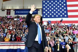 Tái tranh cử Tổng thống: D. Trump có lá 'bài tẩy' trong tay!