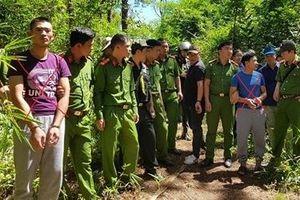 Kẻ cầm đầu vụ phá 11ha rừng ở Lâm Đồng trốn qua Lào