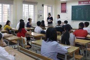 6 thí sinh vi phạm quy chế trong buổi thi đầu tiên