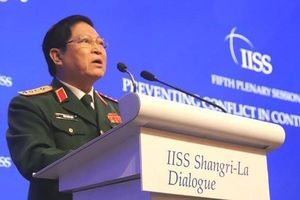 Bộ trưởng Ngô Xuân Lịch phát biểu về 'ngăn ngừa xung đột' tại Đối thoại Shangri-la 18