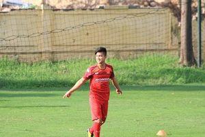 Martin Lo: 'U23 Việt Nam là mục tiêu của tôi'