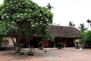 Xây dựng Khu Di tích Phủ Trịnh đảm bảo các nguyên tắc về bảo tồn di tích gốc