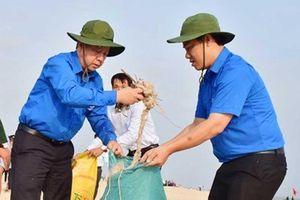 Thủ tướng gửi thư tuyên dương 'Ngày Chủ nhật xanh' ở Huế