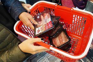 Thịt lợn mát MEATDeli trở lại thị trường từ ngày 2-6