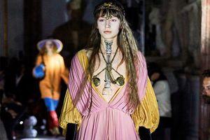 Gucci gây tranh cãi vì họa tiết nhạy cảm