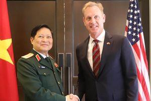 Thúc đẩy quan hệ quốc phòng thực chất giữa Việt Nam và Mỹ