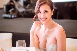 Người mẫu Phương Mai sắp cưới chồng ngoại quốc