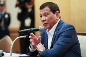 Tổng thống Duterte: Tôi 'từng gay' và đã tự 'chữa khỏi'