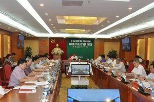 Ủy ban Kiểm tra T.Ư kỷ luật cán bộ liên quan đến gian lận thi cử ở Sơn La