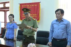 Cảnh cáo Phó Chủ tịch tỉnh, đề nghị kỷ luật Giám đốc Sở GDĐT Sơn La