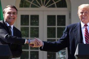 Brazil mất niềm tin, liên minh 'Maduro Must Go' tan rã?