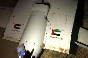 GNA bắn hạ máy bay UAE tại Tripoli