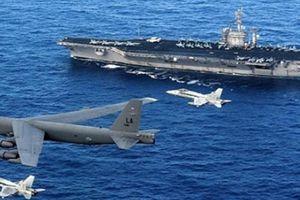 Mỹ tập trận tấn công gần Iran, thổi bùng nguy cơ thế chiến 3
