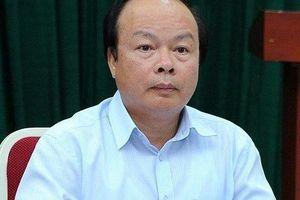 Thứ trưởng Huỳnh Quang Hải bị kỷ luật cảnh cáo do vi phạm phẩm chất đạo đức, lối sống