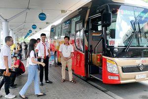 Tuyến xe buýt liên tỉnh, kết nối sân bay Tân Sơn Nhất: Bước đầu đáp ứng nhu cầu của hành khách