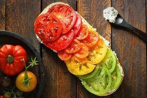 Khám phá bí mật dinh dưỡng trong màu sắc quả cà chua