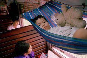 Ảnh lạ về đường sắt Việt Nam năm 2002 của phó nháy Tây