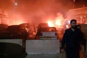 Bom xe rung chuyển Syria, 42 người thương vong