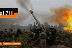 Ukraine tấn công Cộng hòa Donetsk liên tục trong 24 giờ