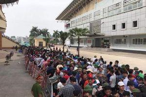 'Sốt vé' U23 Việt Nam – U23 Myanmar