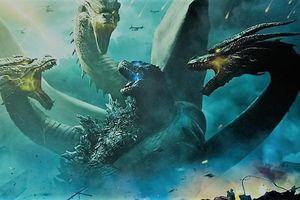 'Godzilla: King of the Monsters' thành vua phòng vé Bắc Mỹ dẫu bị chê bai nội dung