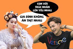 Ali Hoàng Dương xin được yêu Trúc Nhân và phản ứng 'cực mặn' của Thu Minh
