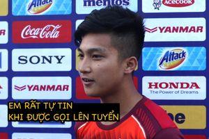 Martin Lò đã làm quen với các đồng đội tuyển U.23 Việt Nam như thế nào?