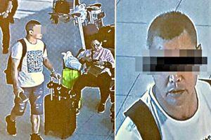 Bắt quả tang nhiều khách Trung Quốc trộm cắp trên máy bay