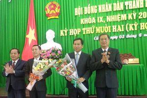 Ông Lê Quang Mạnh được bầu làm Chủ tịch UBND TP Cần Thơ