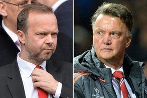 Van Gaal vạch trần Giám đốc MU 'chẳng biết gì về bóng đá'