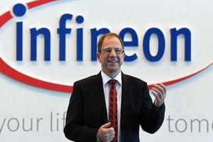 Nhà sản xuất chip Infineon của Đức mua lại Cypress với giá 9 tỷ euro