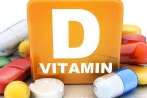 Vitamin D rất cần cho cơ thể nhưng thừa cũng đối diện với những nguy hại sau đây