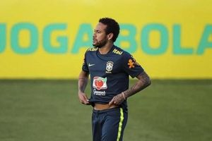 Neymar vẫn luyện tập chuẩn bị Copa America dù bị cáo buộc hiếp dâm