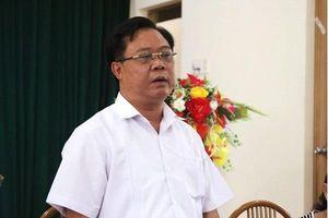 Tiêu cực thi cử ở Sơn La: Ủy ban Kiểm tra Trung ương kỷ luật cảnh cáo Phó Chủ tịch tỉnh