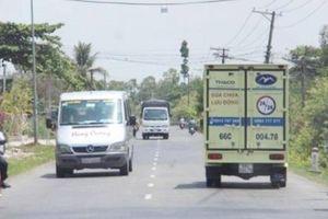 Bộ GTVT dừng thực hiện dự án BOT QL30 qua Đồng Tháp - Tiền Giang