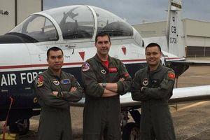 Việt Nam sắp có phi công đầu tiên được Không quân Mỹ đào tạo