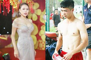 Hồ Bích Trâm: 'Không muốn yêu cầu thủ, bóng đá và diễn viên quá BẠC'