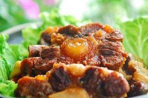 Cách chế biến các món ăn bổ dưỡng, cường dương từ đuôi bò