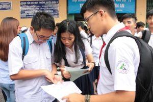 Đáp án đề thi vào lớp 10 môn tiếng Anh của TP Hồ Chí Minh