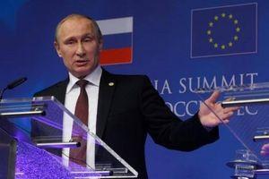 Nói là làm, Nga bổ sung thêm quan chức EU vào 'danh sách đen'