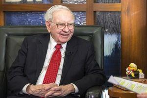 Kỷ lục đấu giá ăn trưa với tỷ phú Warren Buffett: Bỏ ra hơn 100 tỷ đồng