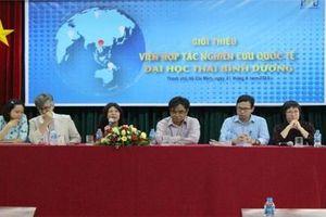 Đại học Thái Bình Dương thành lập Viện Hợp tác nghiên cứu quốc tế