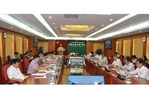 Kỷ luật nhiều cán bộ tại Tỉnh ủy Sơn La, Bộ Tài chính và Quân chủng Hải Quân