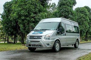 1.370 chiếc Ford Transit lắp tại Việt Nam bị triệu hồi