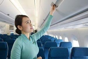 Nhiều khách nước ngoài trộm cắp trên máy bay