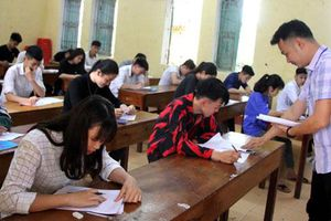 Hôm nay, trên 8.300 thí sinh Yên Bái bước vào kỳ thi tuyển sinh lớp 10