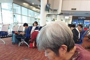 Cụ bà 76 tuổi giấu con cháu tự đi du lịch Thái Lan một mình