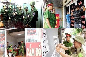 Công an Hà Nội luôn chủ động triển khai biện pháp mạnh để phòng ngừa, đấu tranh tội phạm 'nóng'